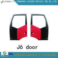 Factory price Chinese truck J6 FAW truck body part truck doors panels