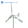 Low price 500w12/24v wind power generator wind turbine generator
