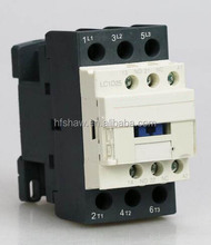 (High Quality)LC1-D Series AC Contactor, Types Of Electric Magnetic Contactor For Sell