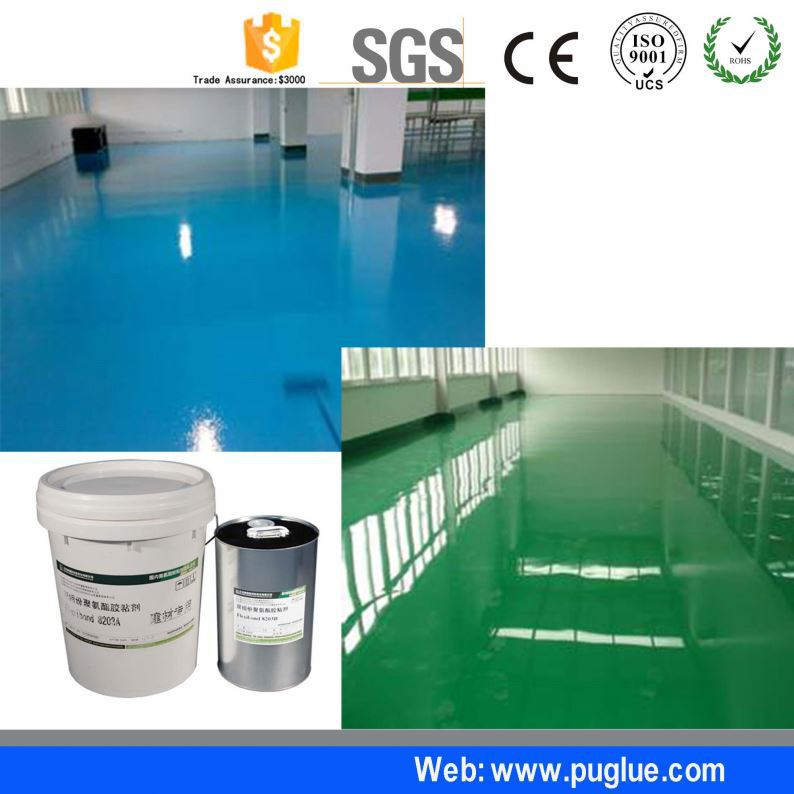 instant color surfacing for road strong bonding adhesive paving