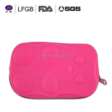 Top popular Multi-functional beautiful shape silicon coin bag ,lowest price silicone women wallet