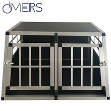 aluminum folding colored dog kennel steel kennel pet cage