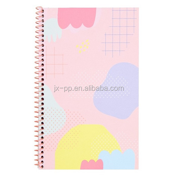 A5 EVERYDAY NOTEBOOK PINK: CUTE