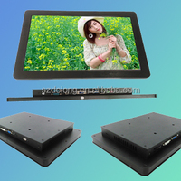 17 Front Ip65 Industrial Touch Panel