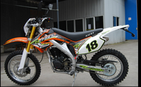 NEWEST China 250cc gas dirt bikes for sale cheap