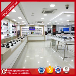 Shopping Mall Fashion Cell Phone Mobile Phone Accessories Kiosk