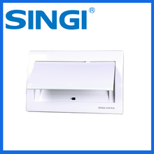 GNB10 flush or surface power consumer unit 13 ways merlin gerin type