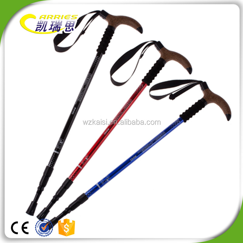 Good Quality Custom Light Weight Aluminum Alloy Customized Walking Stick