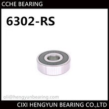 China Bearing Manufacture Ball Bearing 6302 2RS rolling bearing