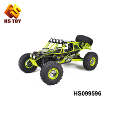 1/10 RTR 30km/h PVC plastic cover 4x4 truck brush motor rc toy car