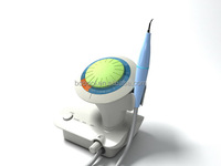 Baolai B6S scaler compatible with satelec dental materials and equipment