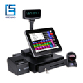 China Factory Price 15 Inch Cash Register All In One Pos System