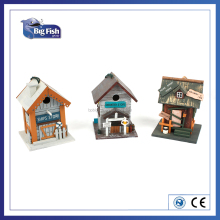 Cheap New Design Unique Wooden Bird Houses For Sale