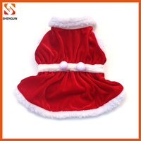 Christmas holiday decorative pet accessories dog clothes