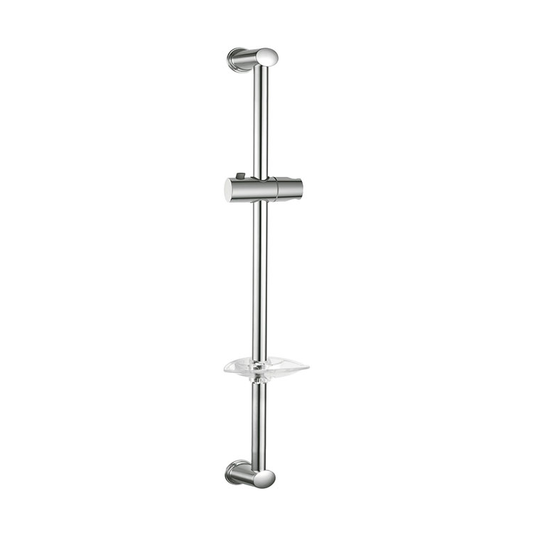 Factory Production Stainless Steel Shower Sliding Bar for Bathroom