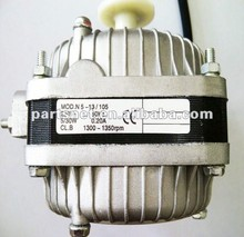 shaded pole condensor fan motor