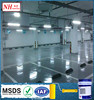 water based smooth epoxy paint concrete floor coatings