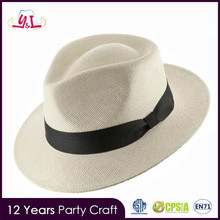 New Product 2016 China Supplier Paper Panama Straw Hat