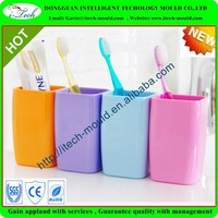 Multi-purpose Candy Color Wash Gargle Cup Wash Supplies Gargle Cup Tooth Mug Plastic Home Bathroom Gargle Toothbrush Cup