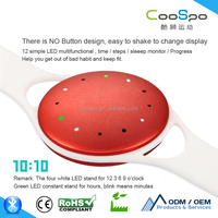 CooSpo New multi-function silicone led watch led digital watch