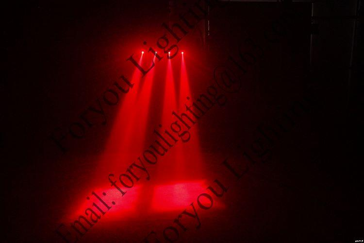 High Quality Disco DJ Nightclub KTV Bar 16*3W 3 Watt RGBW LED Beam Effect Bar Light With Stand