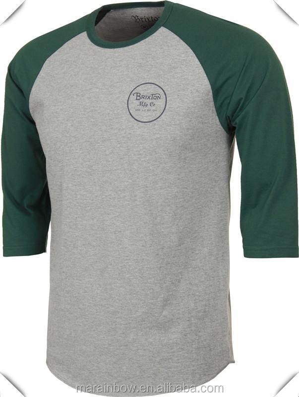 Where To Put Design On Raglan Shirt