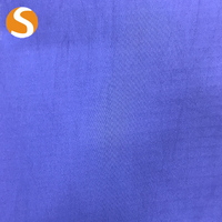 High quality cheap plain dyed spandex polyester scuba knit fabric