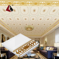 HTL19 Ceiling design ISO9001 Factory Aluminum types of ceiling board