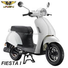 Fly Shark 50CC 2016 Vespa Retro Design Lady Model 4 stroke Motorcycles Scooter With EEC DOT Euro IV CDI FIESTAI
