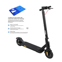 2019 cheap price shared 2G 3G 4G GPS tracking Battery removable waterproof sharing public electric scooter