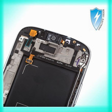 High quality LCD+touch screen display complete for samsung Galaxy S3 i9300 T999