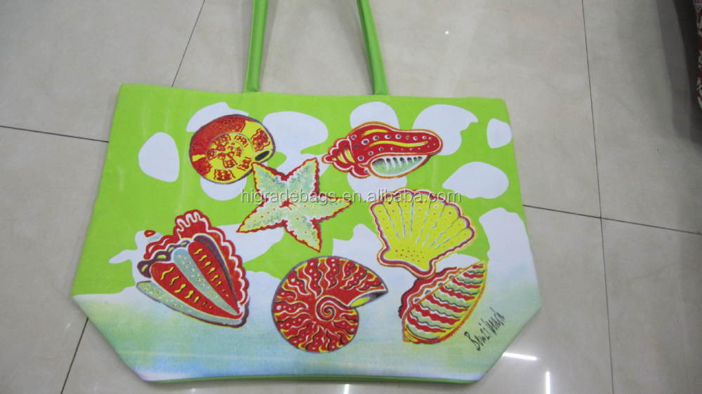 promotional 2015 Beach tote bag