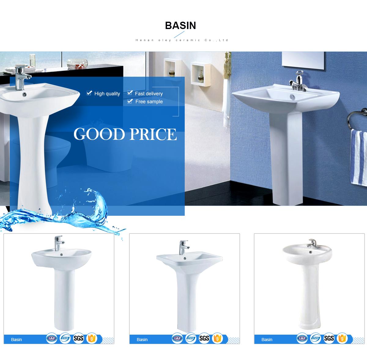 Henan Oley Trade Co., Ltd. - sanitary ware, toilet