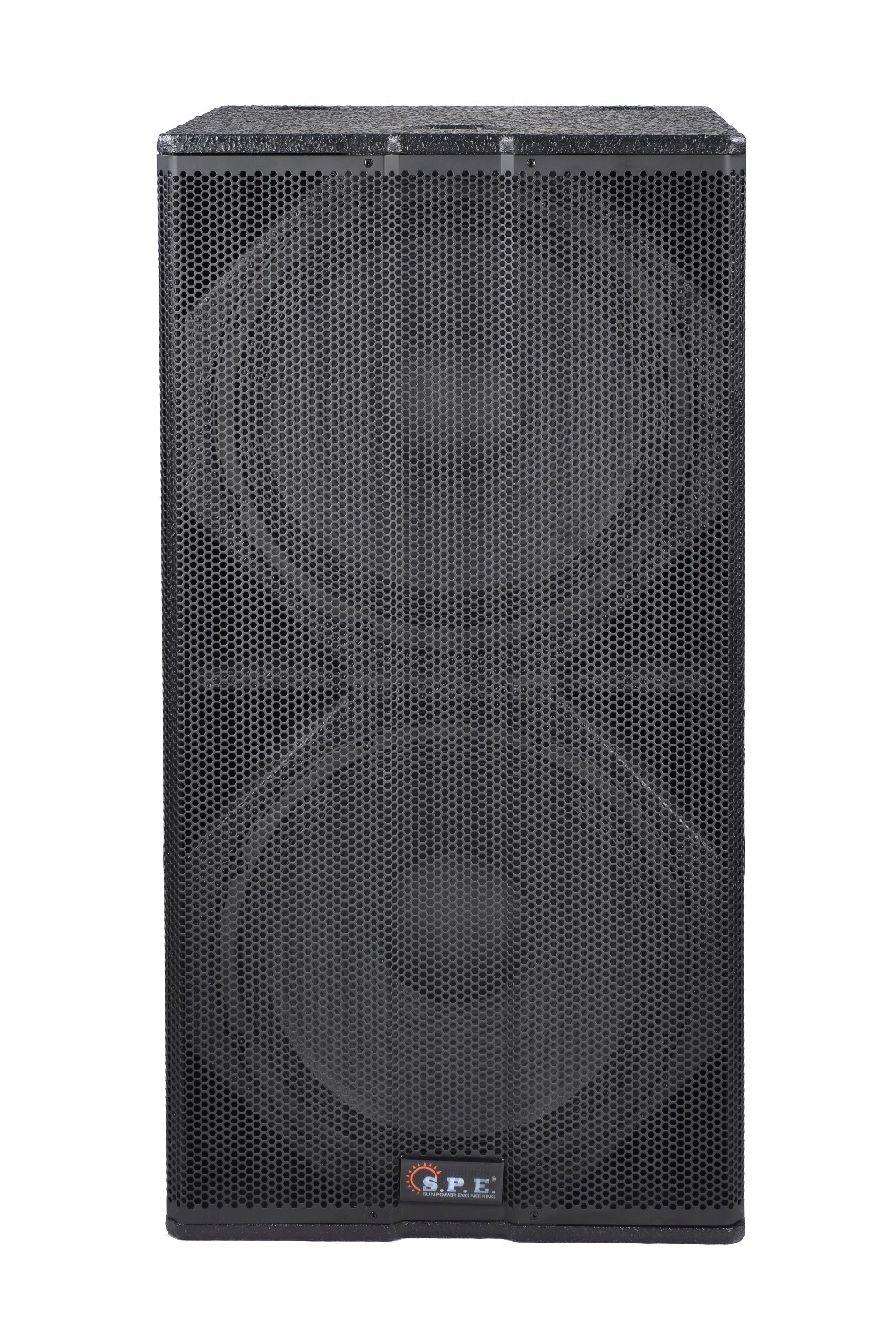 "sp-218B dual 18"" subwoofer speaker 18 sound speakers concert subwoofer spl"