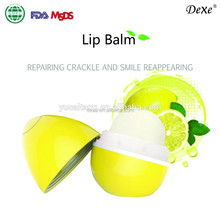 Lip balm/sweet and sour lemon/Soft lip/touch and go