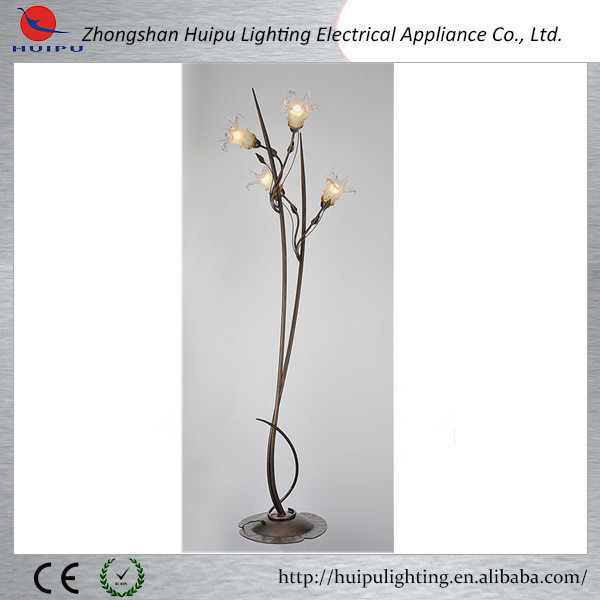 Zhongshan lighting luxurious indoor floor lamp