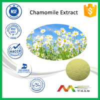 ISO-cGMP Manufacturer High Quality Free Sample Total Apigenins Chamomile Extract