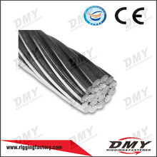 Factory price offering steel wire rope ungalvanized and galvanized types