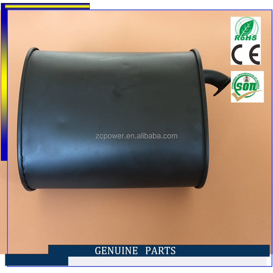 Factory supply Honda Type GX160 Super Quiet Generator Muffler
