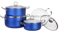 Europe market decorative cookware set