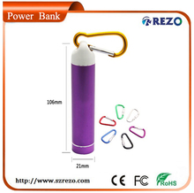 hot sale famous brand cola, soda cans mobile gift 2600mah power bank