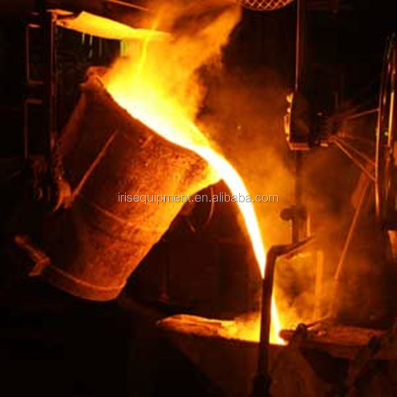 Foundry Ladle for Ductile Cast Iron