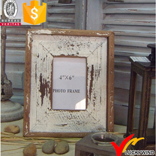 old reclaimed wood photo picture wall frames decorative