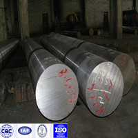 High quality Hot rolled alloy structural steel rod for external gear shaft grinding