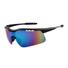 DLX820 Sports Cheap Outdoor Bicycle Running Sunglasses with Night Vision lens