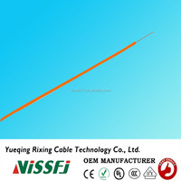 Teflon Insulator Cable Provides excellent heat,cold,hemical solvent and abrasion rsistance