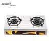 China Factory Aluminum Burner Double Burner Gas Stove Good Quality Super Flame
