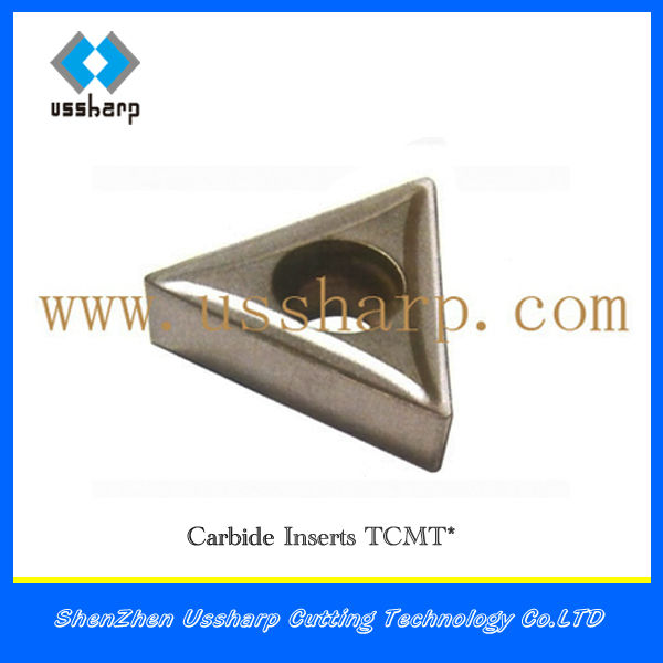 Different CNC Insert Types with Good Quality