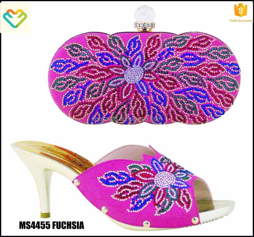 italian soulmate dance shoes and bag set fuchsia matching shoes and bags matching shoes