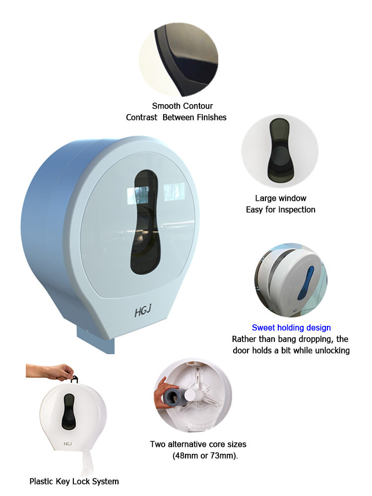 how to use paper roll dispenser